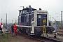 """MaK 600287 - DB """"365 698-0"""" 27.09.1997 - Chemnitz, AusbesserungswerkHeiko Müller"""