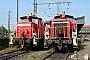 "MaK 600291 - Railion ""363 702-2"" 28.04.2007 - Wanne-Eickel, HauptbahnhofAlexander Leroy"