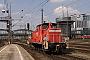 """MaK 600295 - DB Schenker """"363 706-3"""" 07.09.2013 - München, HauptbahnhofWerner Schwan"""