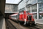 "MaK 600296 - DB AG ""363 707-1"" 21.08.2006 - München, HauptbahnhofTobias Pokallus"