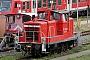 """MaK 600298 - Railion """"363 709-7"""" 16.08.2006 - Kiel, HauptbahnhofTomke Scheel"""