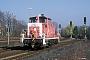 "MaK 600302 - DB AG ""365 713-7"" 13.03.1995 - Speyer, BahnhofIngmar Weidig"