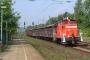 """MaK 600302 - Railion """"363 713-9"""" 16.08.2006 - SaarmundTobias Mündel"""