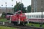 """MaK 600302 - Railion """"363 713-9"""" 18.09.2007 - Berlin-LichtenbergMichael Kuschke"""