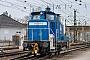 """MaK 600303 - DB Services """"363 006-6"""" 03.01.2019 - München-PasingJens Bolduan"""