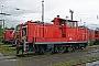 """MaK 600304 - Railion """"365 715-2"""" 14.05.2005 - Haltingen, BetriebshofPatrick Paulsen"""