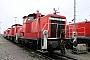 """MaK 600304 - Railion """"365 715-2"""" 01.11.2004 - Mannheim, WerkErnst Lauer"""