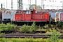 """MaK 600304 - Railion """"365 715-2"""" 08.10.2008 - Mannheim, RangierbahnhofErnst Lauer"""