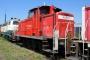 """MaK 600306 - Railion """"363 717-0"""" 04.08.2007 - Mainz-Bischofsheim, BetriebshofMarkus Hofmann"""