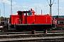 """MaK 600308 - DB Schenker """"363 719-6"""" 12.09.2009 - Heilbronn, BahnhofRalf Lauer"""