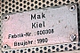"""MaK 600308 - DB Schenker """"363 719-6"""" 17.10.2009 - Stuttgart-Rosenstein, BahnbetriebswerkYannick Hauser"""