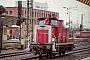 "MaK 600309 - DB Cargo ""365 720-2"" 18.12.1999 - Koblenz, HauptbahnhofAndreas Kabelitz"