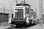 """MaK 600311 - DB """"361 722-2"""" 12.05.1988 - Herne-Wanne, BahnbetriebswerkMalte Werning"""