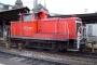 """MaK 600312 - Railion """"363 723-8"""" 27.12.2003 - Gießen, HauptbahnhofSven Ackermann"""