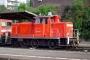"""MaK 600313 - Railion """"363 724-6"""" 26.04.2004 - Gießen, HauptbahnhofSven Ackermann"""