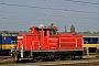 """MaK 600316 - DB Schenker """"363 727-9"""" 25.05.2013 - VenloWerner Schwan"""