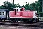 """MaK 600320 - DB """"365 731-9"""" 06.10.1993 - Mannheim, HauptbahnhofErnst Lauer"""