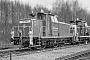 "MaK 600322 - DB ""365 733-5"" 04.01.1998 - Duisburg-Wedau, BahnbetriebswerkMalte Werning"
