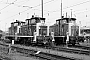 "MaK 600323 - DB AG ""365 734-3"" 15.08.1998 - Dortmund, Bahnbetriebswerk BbfMalte Werning"
