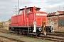 """MaK 600326 - DB Schenker """"363 737-8"""" 07.10.2012 - Halle (Saale), Bahnbetriebswerk GAndreas Kloß"""