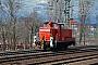 "MaK 600326 - DB Cargo ""363 737-8"" 05.04.2018 - Dresden, Freiberger StraßeJens Auth"