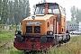 "MaK 600338 - SerFer ""K 163"" 27.09.2005 - MelzoFrank Glaubitz"