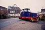 """MaK 600345 - Wolff-Walsrode """"V 7"""" 12.04.1994 - BomlitzPatrick Paulsen"""