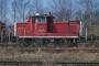 "MaK 600355 - DB Cargo ""360 908-8"" 16.03.2003 - Hamburg-Wilhelmsburg, BahnbetriebswerkChristian Protze"