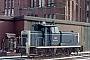 """MaK 600355 - DB AG """"360 908-8"""" 23.02.1996 - Hamburg, HauptbahnhofEdgar Albers"""