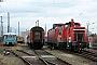 """MaK 600358 - DB Schenker """"362 911-0"""" 10.03.2009 - ErfurtErik Rauner"""