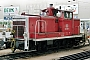 "MaK 600373 - DB Cargo ""364 926-6"" 17.05.2001 - Chemnitz, HauptbahnhofKlaus Hentschel"