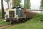 """MaK 600377 - Railion """"364 930-8"""" 10.08.2006 - Halle (Saale)Tobias Mündel"""