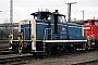 """MaK 600377 - DB Cargo """"364 930-8"""" 16.12.2002 - Chemnitz, AusbesserungswerkKlaus Hentschel"""