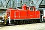 """MaK 600385 - Railion """"362 938-3"""" 06.02.2004 - Leipzig, HauptbahnhofKlaus Hentschel"""