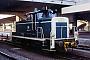 """MaK 600387 - DB """"364 940-7"""" 03.07.1991 - Heidelberg, HauptbahnhofErnst Lauer"""