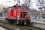 """MaK 600388 - Railion """"362 941-7"""" 10.03.2006 - Stralsund, BahnhofHeiko Müller"""
