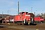 "MaK 600388 - DB Cargo ""362 941-7"" 14.02.2019 - Saarbrücken, RangierbahnhofStefan Klär"