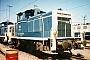 "MaK 600389 - DB ""360 942-7"" 20.07.1990 - Mannheim, BahnbetriebswerkAndreas Kabelitz"