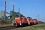 "MaK 600389 - DB Cargo ""362 942-5"" 11.04.2016 - Bottrop-WelheimWerner Wölke"
