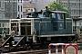 "MaK 600396 - DB ""361 036-7"" 18.08.1993 - Frankfurt (Main), HauptbahnhofNorbert Schmitz"