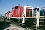 "MaK 600396 - DB AG ""361 036-7"" 14.04.1995 - Frankfurt, Bahnbetriebswerk 2Ralf Lauer"