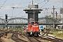 """MaK 600396 - DB Schenker """"363 036-5 """" 29.06.2010 - München, HauptbahnhofThomas Wohlfarth"""
