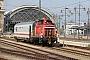 """MaK 600400 - DB Schenker """"362 903-7"""" 11.04.2014 - Dresden, HauptbahnhofErnst Lauer"""