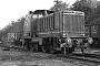 """MaK 600414 - BHE """"281"""" 09.10.1979 - Harsefeld, SüdDietrich Bothe"""