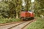"""MaK 600415 - Ilmebahn """"V 65-02"""" 13.09.1985 - Einbeck-MitteThomas Reyer"""