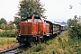 "MaK 600415 - Ilmebahn ""V 65-02"" 01.07.1986 - DasselThomas Reyer"