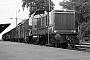 """MaK 600415 - Ilmebahn """"V 65-02"""" 18.08.1981 - Einbeck (Salzderhelden)Dietrich Bothe"""