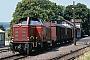 """MaK 600415 - Ilmebahn """"V 65-02"""" 09.07.1984 - DasselDietrich Bothe"""