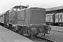 """MaK 600415 - Ilmebahn """"V 65-02"""" 27.07.1967 - EinbeckHelmut Beyer"""