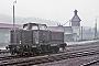 """MaK 600415 - Ilmebahn """"V 65-02"""" 17.10.1973 - LangelsheimAxel Spille"""